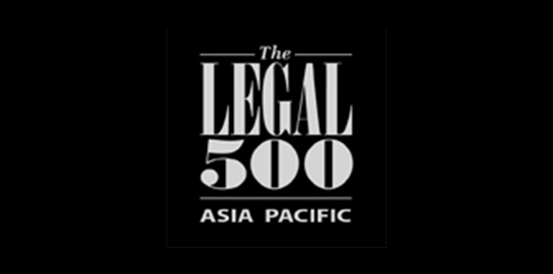 PLA a recommended firm by The Legal 500